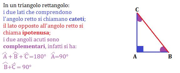 TRIANGOLO RETTANGOLO 1