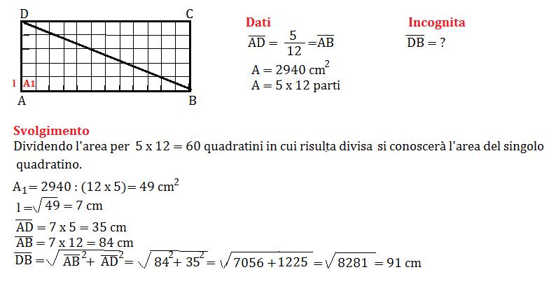 pitagora e rettangolo 2