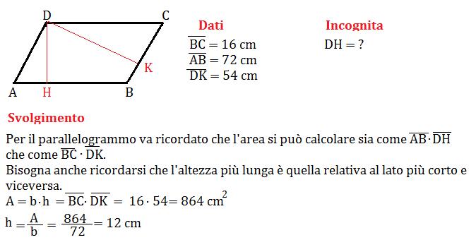 Calcolo angolo triangolo - YouMath