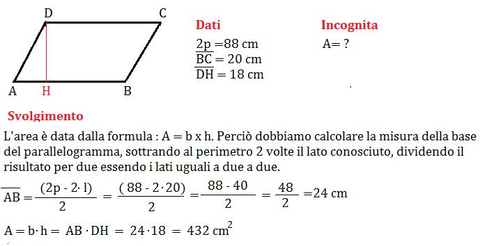 problema parallelogramma 4