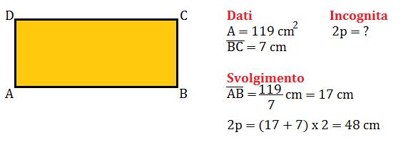 problema rettangolo 1