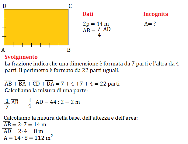 problema rettangolo 5