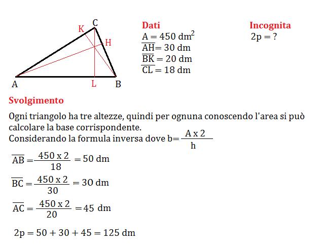 problema sul triangolo 7