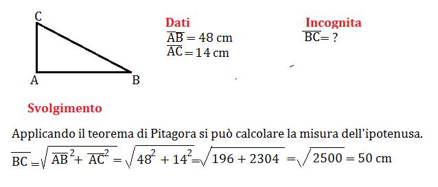 problemi con pitagora 3