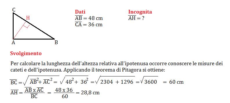 problemi sui triangoli