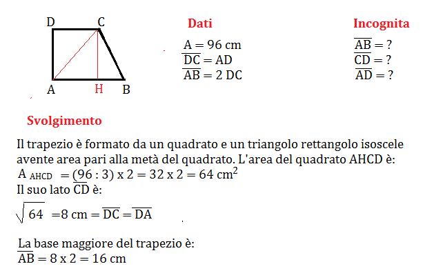 problemi sul trapezio 6