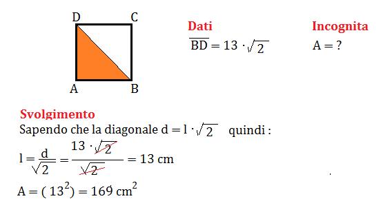 quadrato e pitagora 1