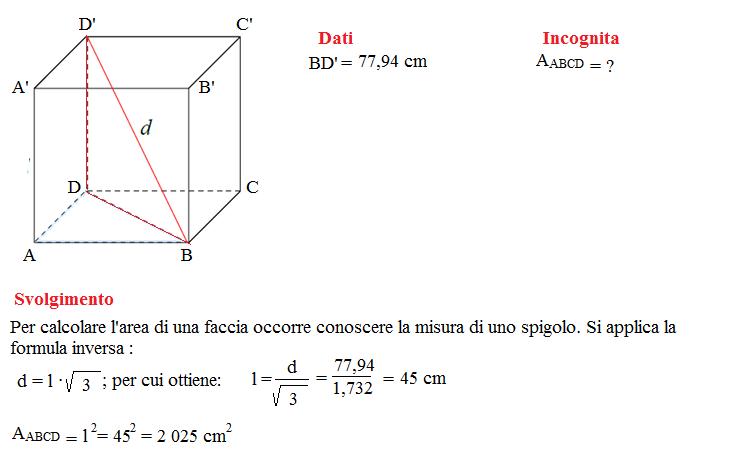 diagonale di un cubo 2