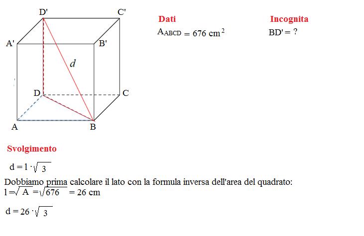diagonale di un cubo 3