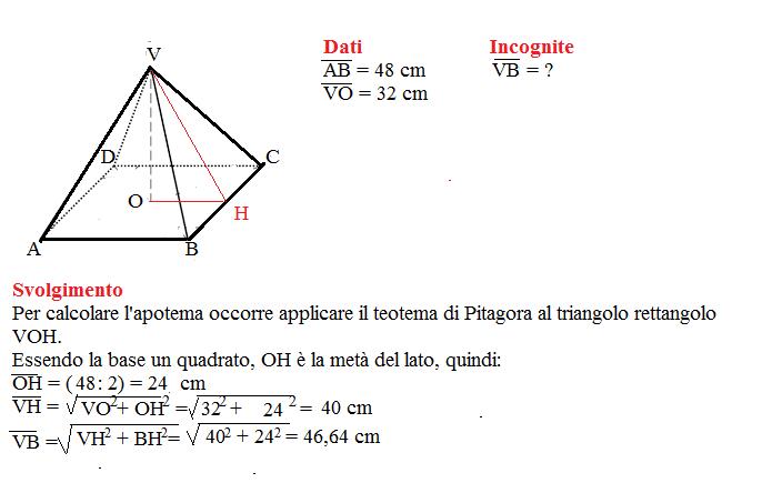 problema piramide regolare 2