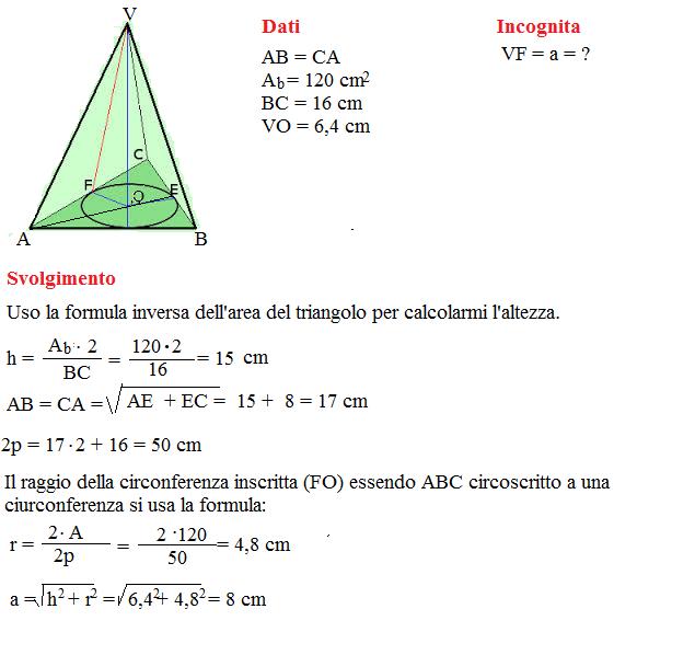 problema piramide retta 1