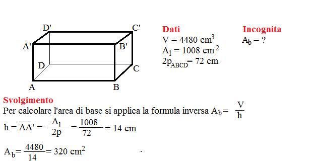 problema volume parallelepipedo 1