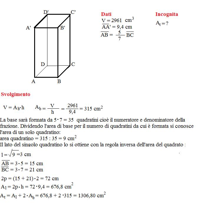 problema volume parallelepipedo 6