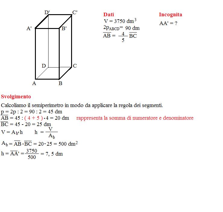 problema volume parallelepipedo 7