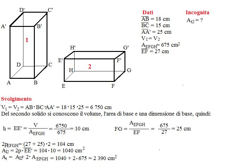 problema volume parallelepipedo 8